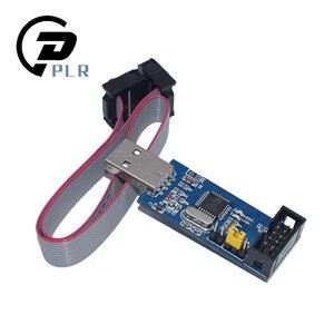 Image 2 - 10pcs New USBASP USBISP AVR Programmer USB ISP USB ASP ATMEGA8 ATMEGA128 Support Win7 64K