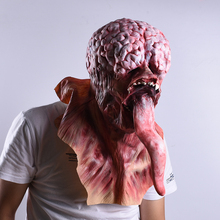Realistic Latex Party Mask Scary Skull Full Head Halloween Masks Horror Cosplay Zombie Face