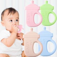 Sucettes en Silicone papilla pour bébés de qualité alimentaire Silicone sucette de dentition mamelon Silicone dentition à croquer mamelon bébé dentition