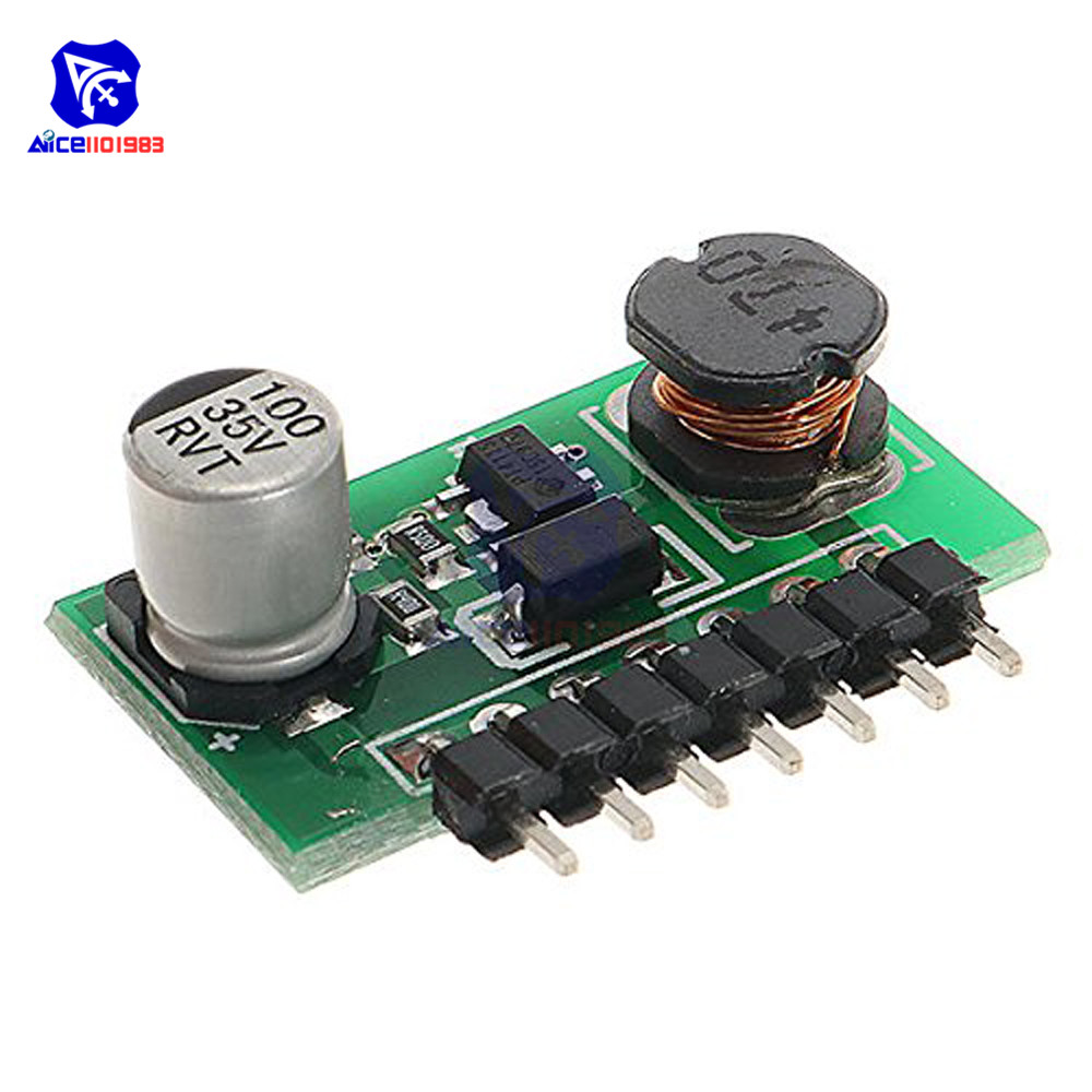 Diymore DC 7 -30V 3W 700mA/1W 350mA LED Lamp Driver PWM Dimmer Control Board Capacitor Filter Short Circuit Protection Module