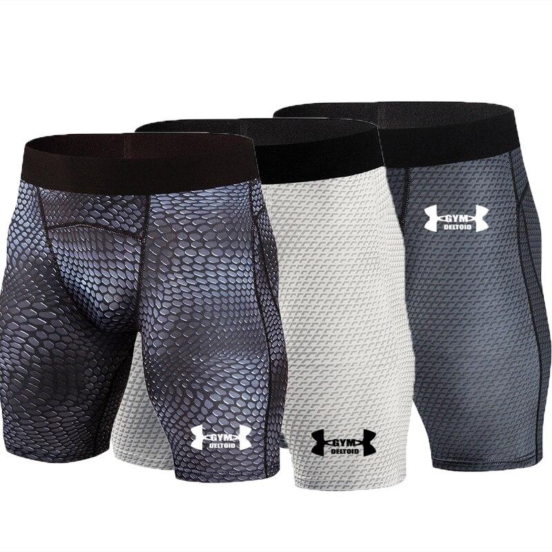 2020 running Pantaloncini Degli Uomini di Sport Da Jogging di Fitness shorts di Compressione Quick Dry Mens Palestra Uomini Calzamaglie shorts Sport palestre Pantaloni Corti degli uomini