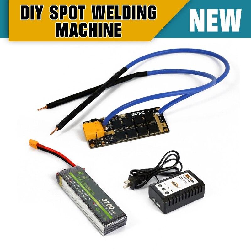 PINTUDY New Portable Mini Spot Welder DIY Nickel Strip Connector Battery 18650 Batteries Spot Welder Y Pens Welding Equipment