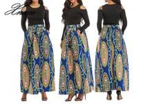 Xnxee в европейском и американском стиле платье с принтом для