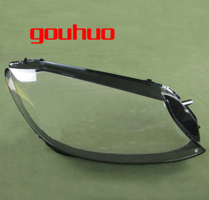 Image 2 - For 2015 2018 New Mercedes Benz W205 C180  C200  C260L  C280  C300  Lampshades Headlamps Transparent Lampshade Headlight Shell