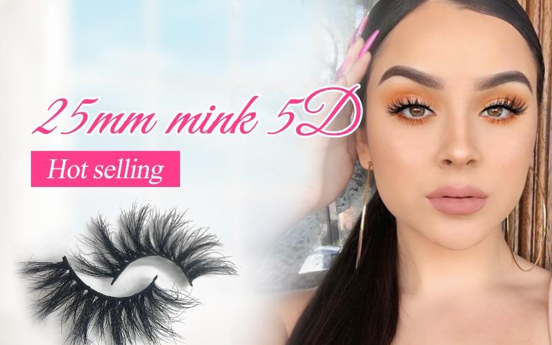 25mm mink 5D??12