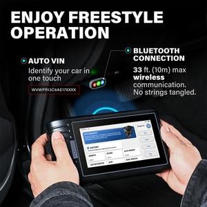 Image 4 - Topdon ArtiDiag800 btカー診断ツール自動車用スキャナー自動スキャンツールbluetoothすべてのシステム28リセット機能pk MK808BT