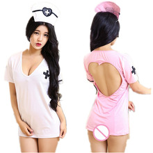 Exotic Apparel sexy lingerie nurse uniform cosplay Exotic Co