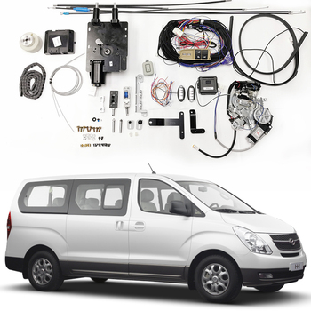 цена на for HYUNDAI H1 for Grand Starex Electric side sliding door modified electric middle door