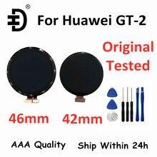 Originele Screen Voor Huawei Horloge Gt 2 LTN B19 DAN B19 Lcd Touch Panel Digitizer Display Voor Huawei Horloge GT2 46mm 42Mm