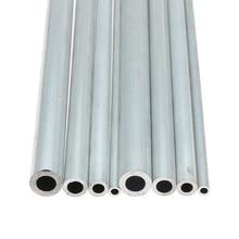 Tube de connexion creux en aluminium, 5 pièces, 3mm/4mm/5mm/6mm/7mm/8mm/9mm/10mm, pour modèle de bateau de voiture RC