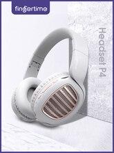 HIFI אלחוטי אוזניות Bluetooth אוזניות מתקפל סטריאו תמיכת TF FM AUX ספורט משחקי אוזניות עם מיקרופון עבור מוסיקה PUBG