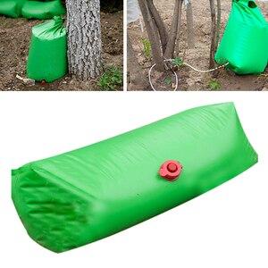 Многоразовая садовая Автоматическая скорость, ПВХ, регулируемая Полезная сумка для полива капельного орошения, медленное удаление дерева ...
