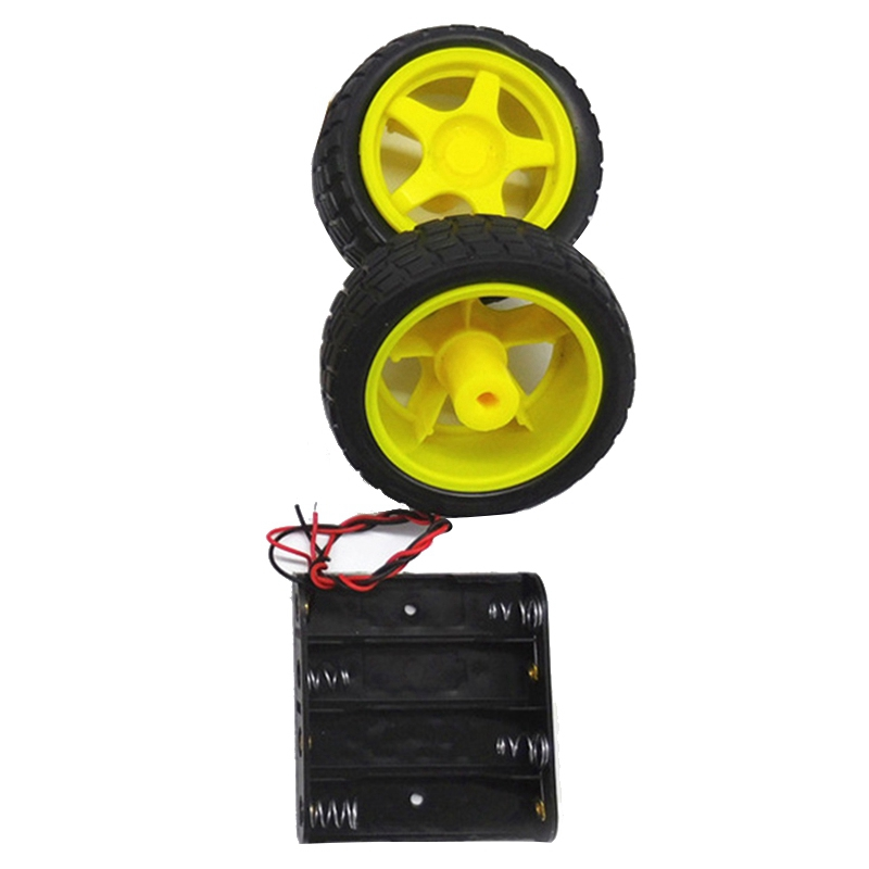 Smart Arduino Robot Kit With Uno R3 Ultrasonic Sensor And Bluetooth Module For Arduino 5