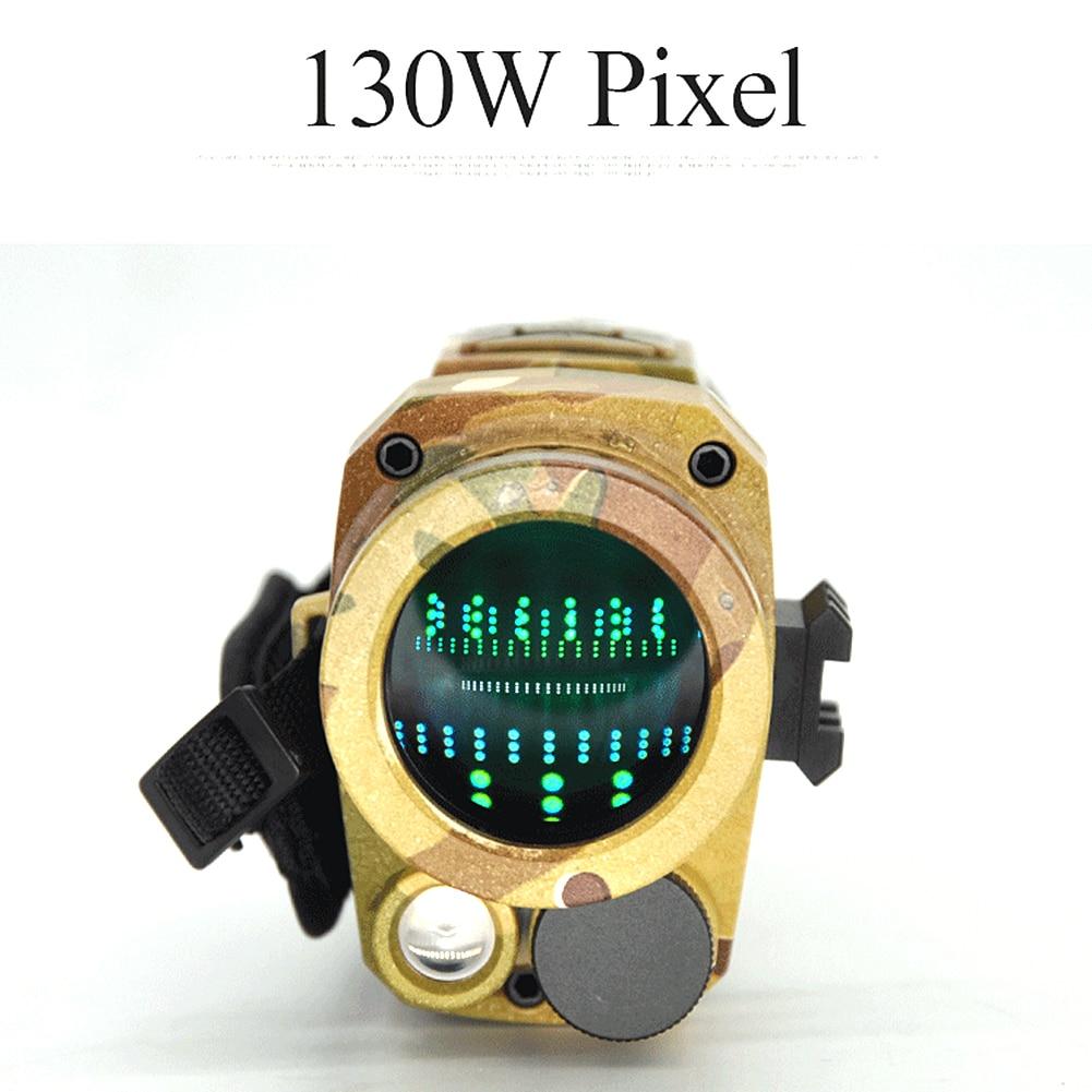 Infrarouge numérique Vision nocturne monoculaire 5X caméra vidéo portée 200M pour la chasse en plein air Camping utilisé pour prendre des Photos - 4