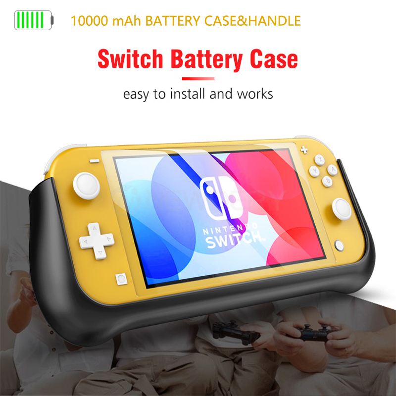 10000 mAh Powerbank case for Nintendo charger Switch lite And Tablet External Battery and case for Nintendo Switch Lite