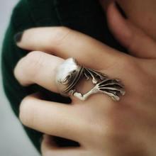 Винтаж кольца с лягушкой для Для женщин человек cooper животных
