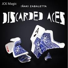 2020 descartado aces por inaki zabaletta truques de magia