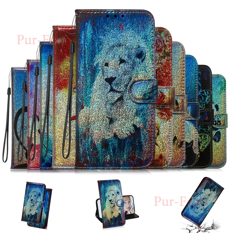 Case For <font><b>Samsung</b></font> Galaxy <font><b>J3</b></font> <font><b>2017</b></font> J330 SM-J330 SM-J330F Leather Wallet Panda Stand Magnetic Book Cover For <font><b>Samsung</b></font> <font><b>J3</b></font> <font><b>2017</b></font> J330 image