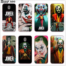 Joker 2019 Horror Movie Put On A Happy Face Soft TPU Case Clear Cover for Samsung J3 J5 J7 2016 2017 J4 J6 Plus 2018 Note 10 Pro(China)