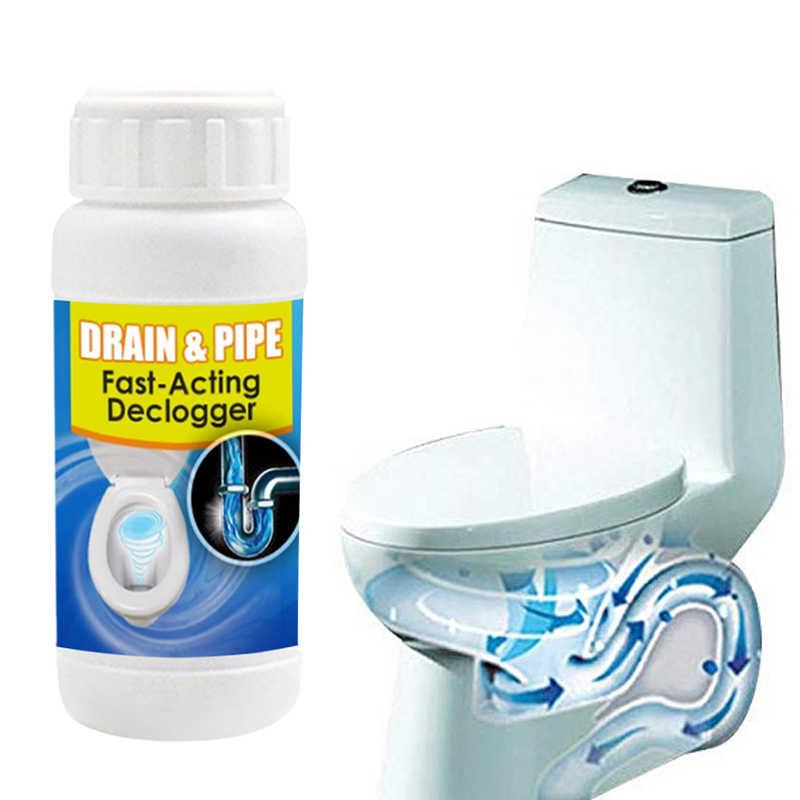 Güçlü boru tarama ajan güçlü lavabo tahliye temizleyici mutfak kanalizasyon tuvalet fırçası Closestool drenaj temizleme araçları