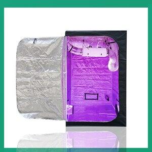Image 2 - BEYLSION 600D Crescere Tenda Crescere Box Crescere Tenda Interna Coltura Idroponica Tenda Crescere Le Piante In Camera Tenda Per La Coltivazione di Piante Serra + kit corda