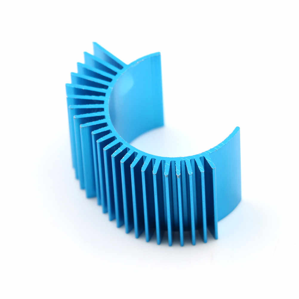 Motor Cooling Heat Sink Top Vented 540 545 550 Size For 1//10 RC Car@