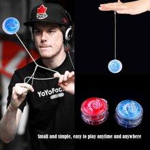 Creative Plastic Party Yo-Yo Ball Funny Toys For Kids Children Boy Toys Gift Compact Portable Anti-stress Toy цены онлайн