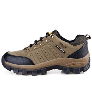 Image 4 - Hot Popular Men Women Outdoor Hiking Boots, Couples Mountain Climbing shoes,High Quality Sports Trekking Footwear, Work Shoes