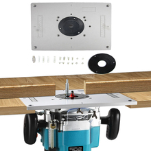 Table-Insert-Board Table-Plate Trimming-Machine Aluminum Engraving 300--235--9.5mm