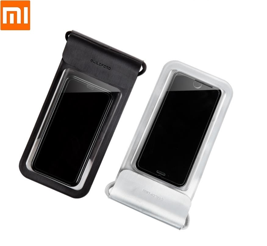 Xiaomi Mobile Waterproof Bag Closed Waterproof Touch Screen High Permeability TPU Film Phone Case Swimming Bag