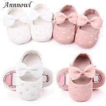 Brand Baby Girl Shoes Anti-skip Soft Sol