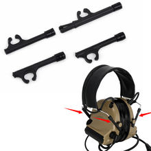 Military Softair Comtac I /II Series Headset Support Replacement Accessories Tactical headphone helmet bracket accessories