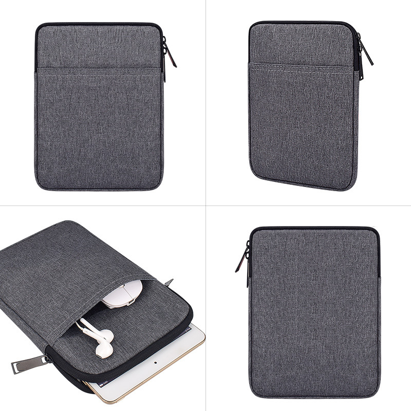 4 2 3 Shockproof Sleeve Case for iPad 2018 Case A1823 A1893 Tablet Pouch Bag for iPad Mini 1/2/3/4/5 Air 2/1 Pro 9.7 Funda Cover+Pen (1)
