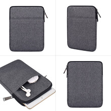 Shockproof Sleeve Case for iPad 2018 Case A1823 A1893 Tablet Pouch Bag for iPad Mini 1/2/3/4/5 Air 2/1 Pro 9.7 Funda Cover+Pen