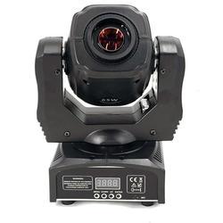 Led 65 Вт точечный движущийся головной свет DMX512, звук активный, мастер/раб, стенд alon DMX сценический свет 60 Вт мини