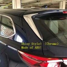 Автомобильные аксессуары хромированный спойлер заднего окна