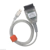 BMW INPA/Ediabas K+CAN K+DCAN USB Interface Diagnostic Cable Tool New