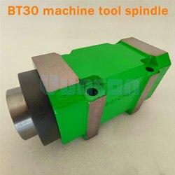 Eixo da máquina-ferramenta da unidade da cabeça de potência 1.5kw 2hp para a perfuração/máquina furando mandril max.5000 ta6000rpm1500w do atarraxamento de morse 3 mt3 ms3