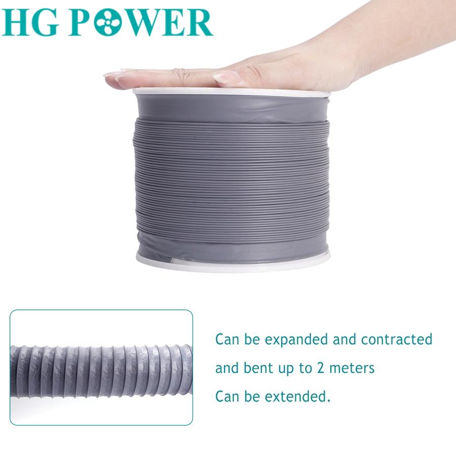 Купить гибкий алюминиевый шланг для вентиляции водонепроницаемая трубка