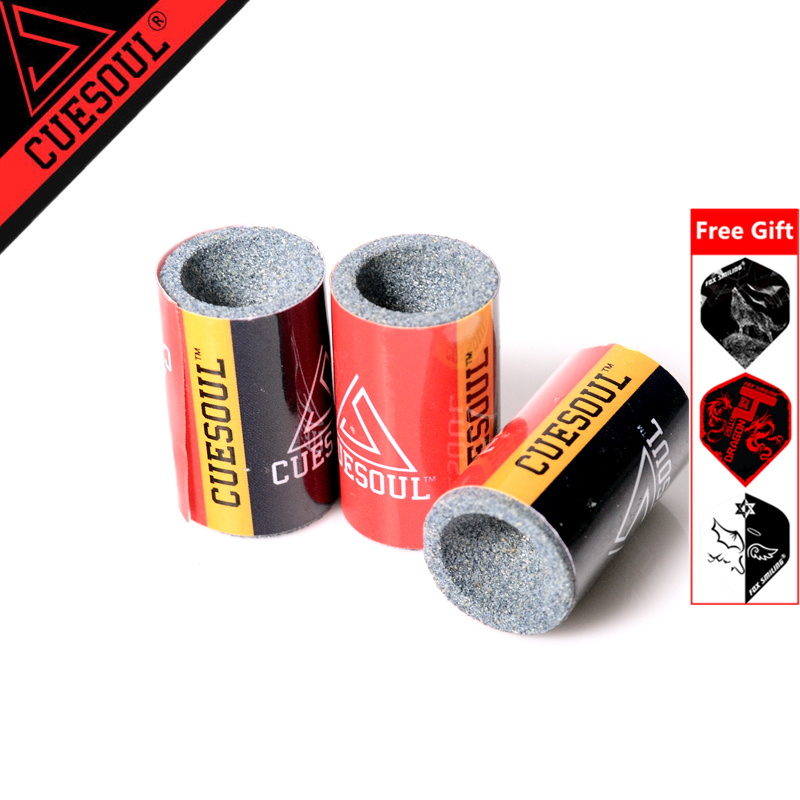 CUESOUL Professional Darts Sharpener For Steel Tip Darts Steel Sharpening Stone Dart Accessories