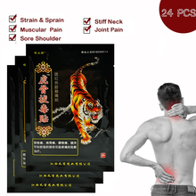 8pcs/24pcs  Knee Joint Patch Pain Relieving Patch Sparadra  Back Pain Medical Patches Tiger Balm Medical Plasters  Massage