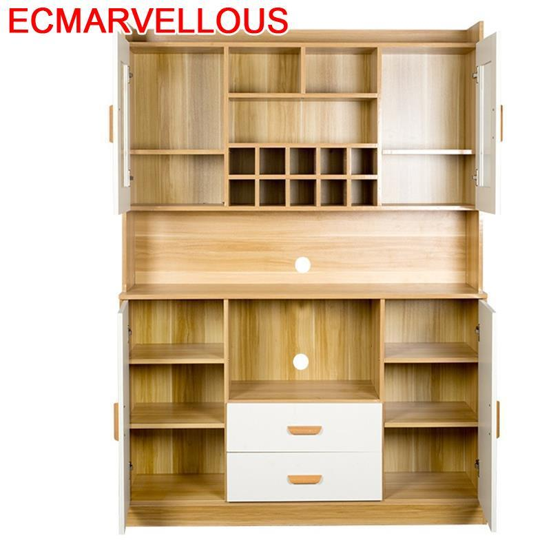 Adega Vinho Living Room Kitchen Mobilya Cristaleira Display Gabinete Meuble Commercial Furniture Mueble Bar Shelf Wine Cabinet