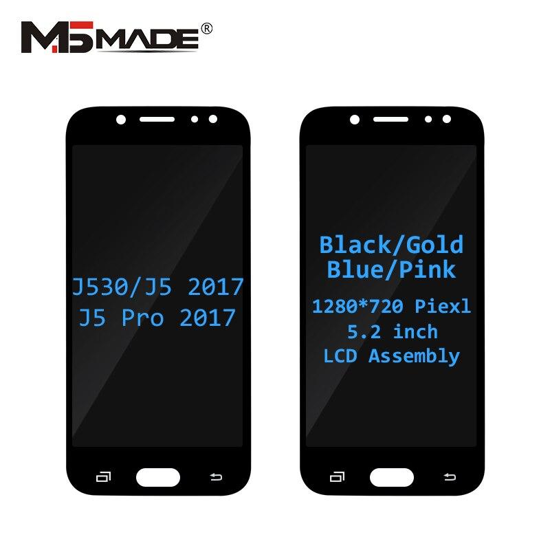 100% Original pour Samsung Galaxy J5 2017 J5 Pro J530 J530F LCD écran tactile numériseur pièces de rechange livraison gratuite - 2