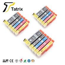 Ink-Cartridge XP-600 XP-510 Epson 26xl T2631 Tatrix Compatible for Etc