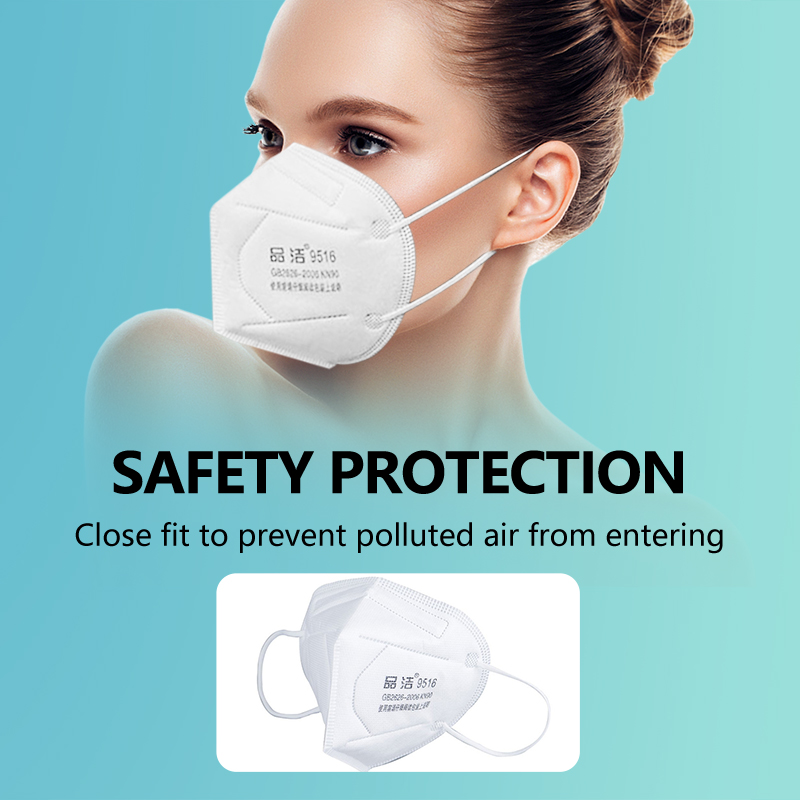 In Stock! 10 Pcs N95 Mask Adjustable Headband Mask Dust Masks Anti-Particles Anti-Pm2.5 Masks Disposable Non-Woven Mask Hot
