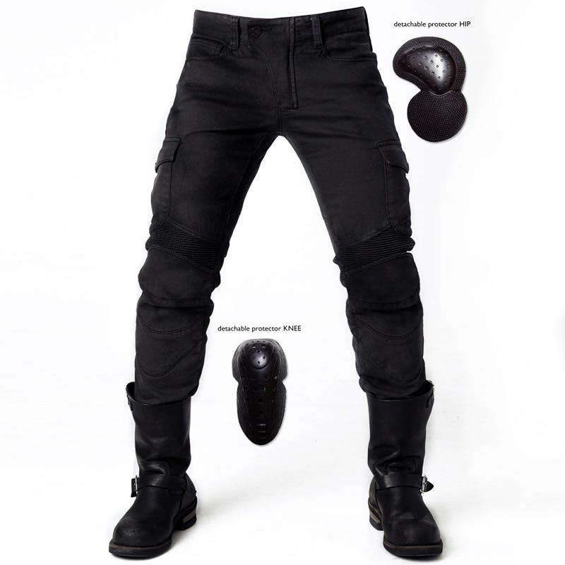 MOTORPOOL UBS06 jeans motorcycle jeans moto jeans Pantalon Moto pants Men's Motorcycle Pants Motorbike Trousers Motocross pants