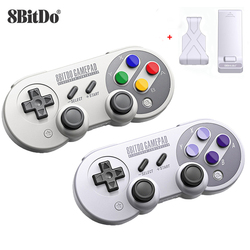 8Bitdo SF30/SN30 Pro Gamepad for Nintend switch MacOS Android Controller Wireless Bluetooth Controller Joystick For NS Switch
