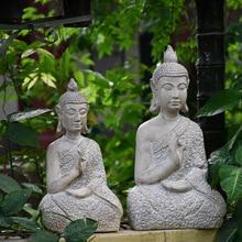 Buddha Statue Zen Sakyamuni Garden Decoration Statue Outdoor
