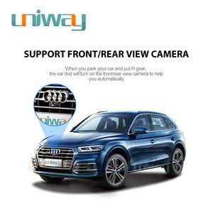 Image 4 - Uniway WT332 android 9.0 car dvd gps DSP for suzuki grand 2006 2011 vitara multimedia car radio stereo gps with steering wheel