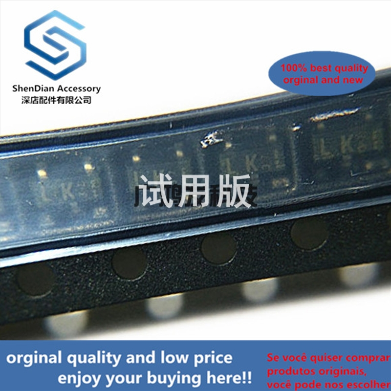 10pcs 100% Orginal New BF799 E6327 NPN Transistor 20V 30MA SOT-23
